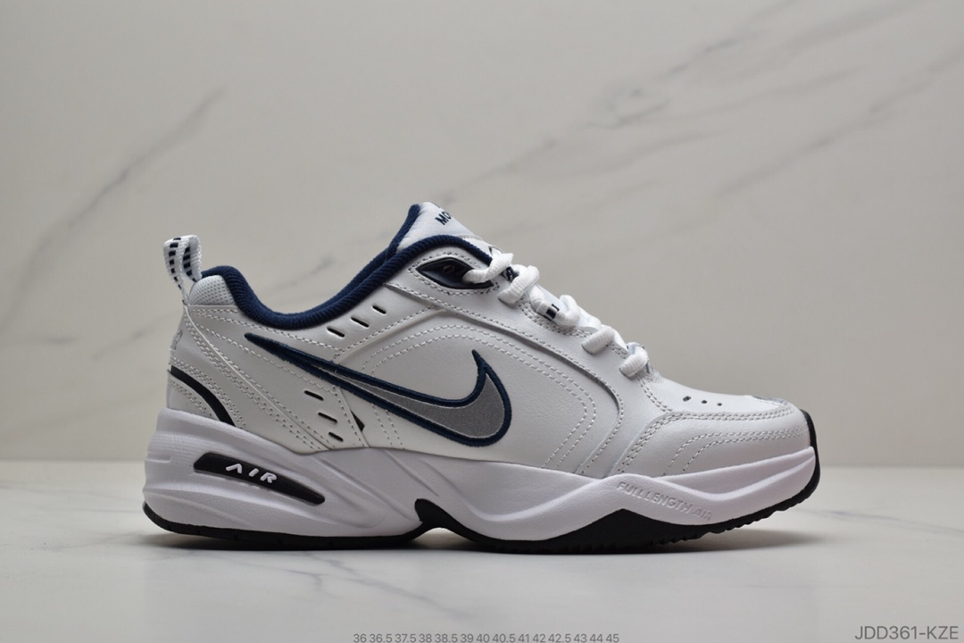 耐克Nike Air Monarch IV 帝王4代复古老爹百搭休闲莆田鞋​