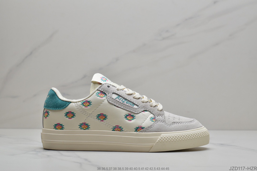 三叶草adidas Originals Continental Vulc经典欧陆复古低帮莆田鞋